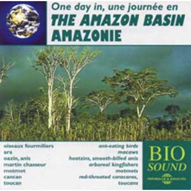 Sounds of Nature AMAZON BASIN CD