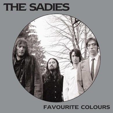 The Sadies FAVOURITE COLOURS CD