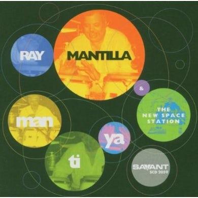 Ray Mantilla MAN-TI-YA CD