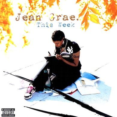 Jean Grae THIS WEEK Vinyl Record