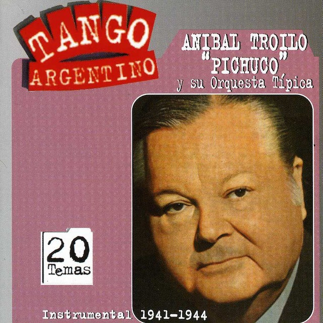 Anibal Troilo INSTRUMENTAL 1941-1944 CD