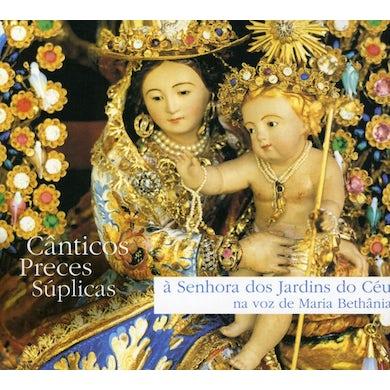 Maria Bethania CANTICOS PRECES SUPLICAS CD