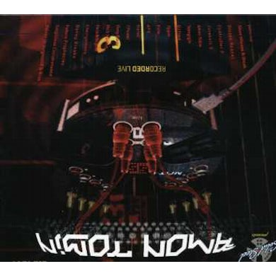 Amon Tobin RECORDED LIVE: SOLID STEEL PRESENTS CD