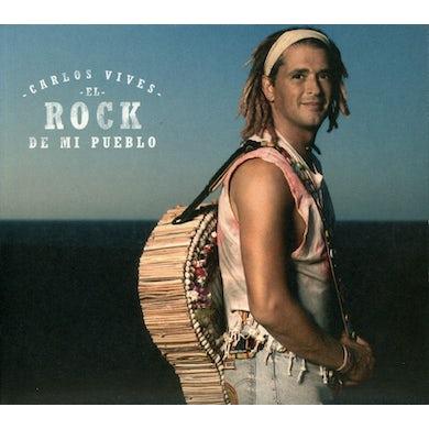 Carlos Vives ROCK DE MI PUEBLO CD
