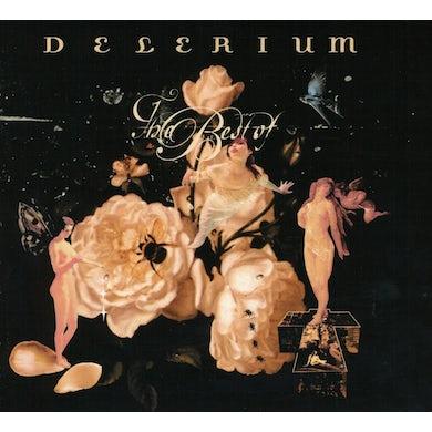 Delerium BEST OF CD
