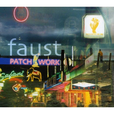Faust PATCHWORK 1971-2002 CD