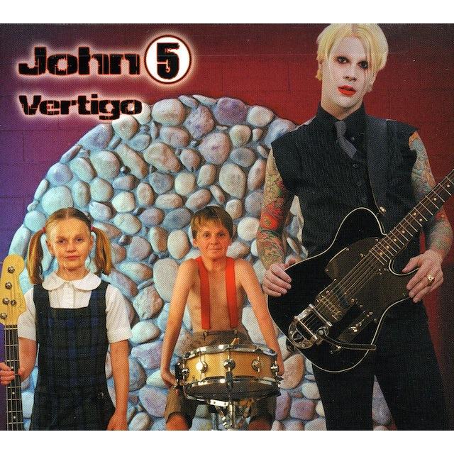 John 5 VERTIGO CD