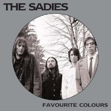 The Sadies FAVOURITE COLOURS Vinyl Record