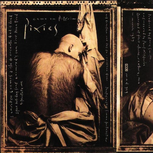 Pixies COME ON PILGRIM Vinyl Record