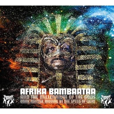 Afrika Bambaataa DARK MATTER: MOVING AT THE SPEED OF LIGHT Vinyl Record