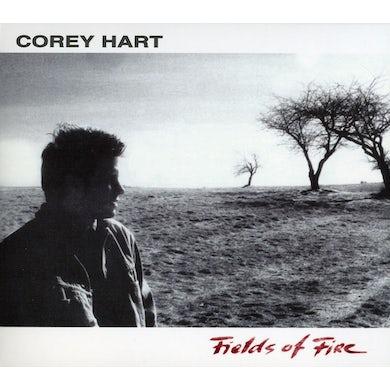 Corey Hart FIELDS OF FIRE CD