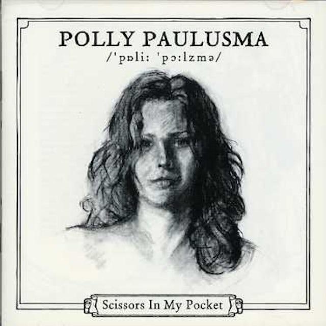 Polly Paulusma SCISSORS IN MY POCKET CD