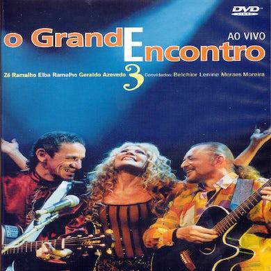Elba Ramalho O GRANDE ENCONTRO 3 DVD