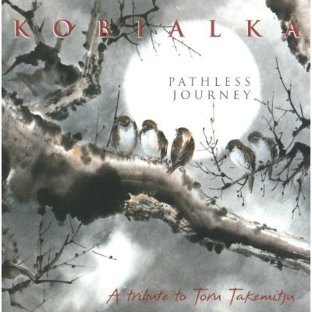 Daniel Kobialka PATHLESS JOURNEY CD