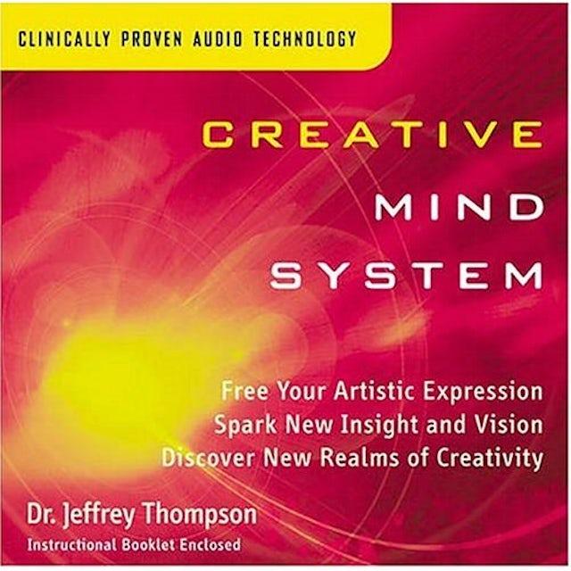 Jeffrey Thompson CREATIVE MIND SYSTEM CD