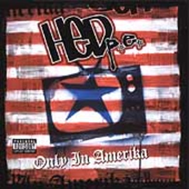 ONLY IN AMERIKA CD