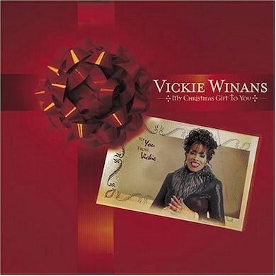 Vickie Winans MY CHRISTMAS GIFT TO YOU CD