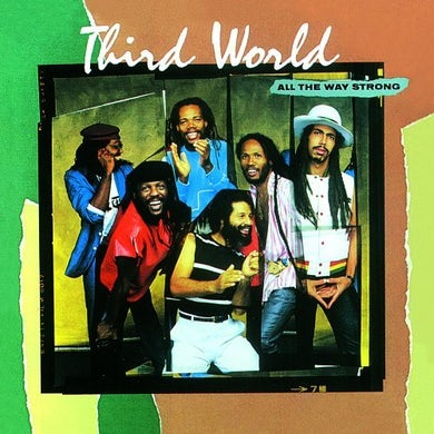 Third World WAY STRONG CD
