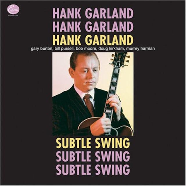 Hank Garland SUBTLE SWING Vinyl Record