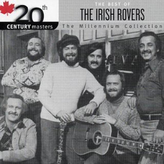 Irish Rovers 20THE CENTURY MASTERS: BEST OF CD