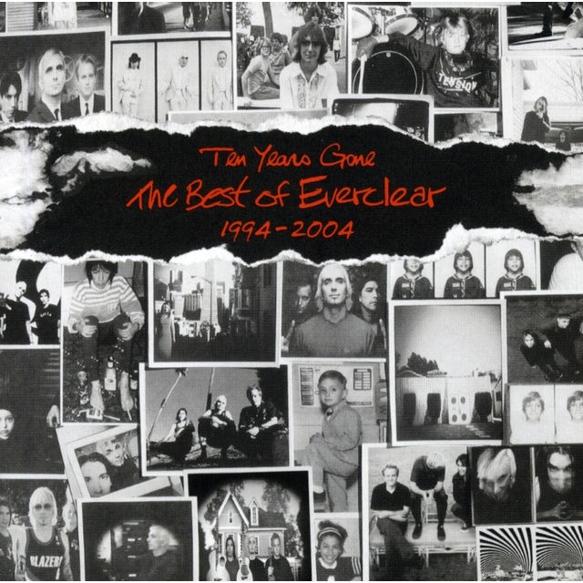 BEST OF EVERCLEAR CD