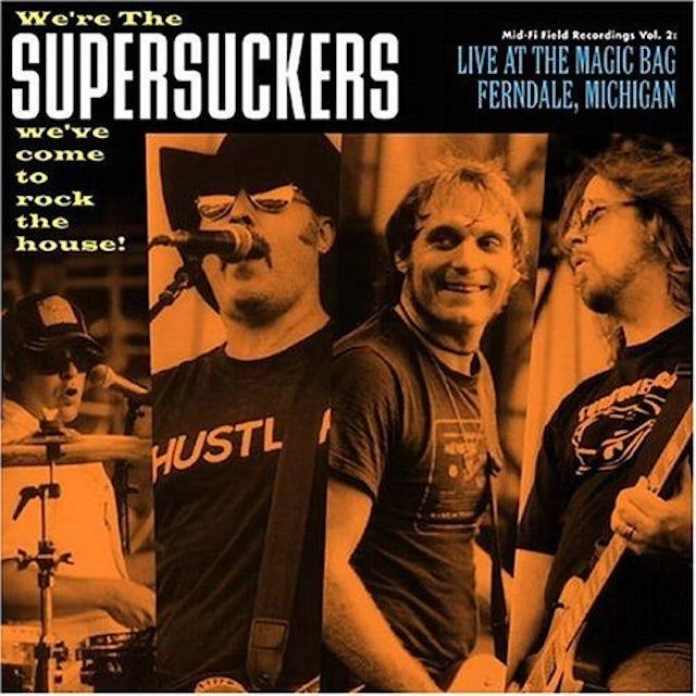 Supersuckers LIVE AT THE MAGIC BAG FERNDALE MI CD
