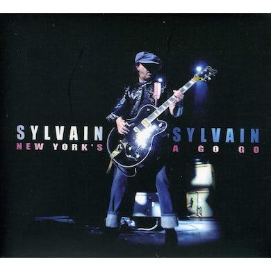 Sylvain Sylvain ANTHOLOGY CD