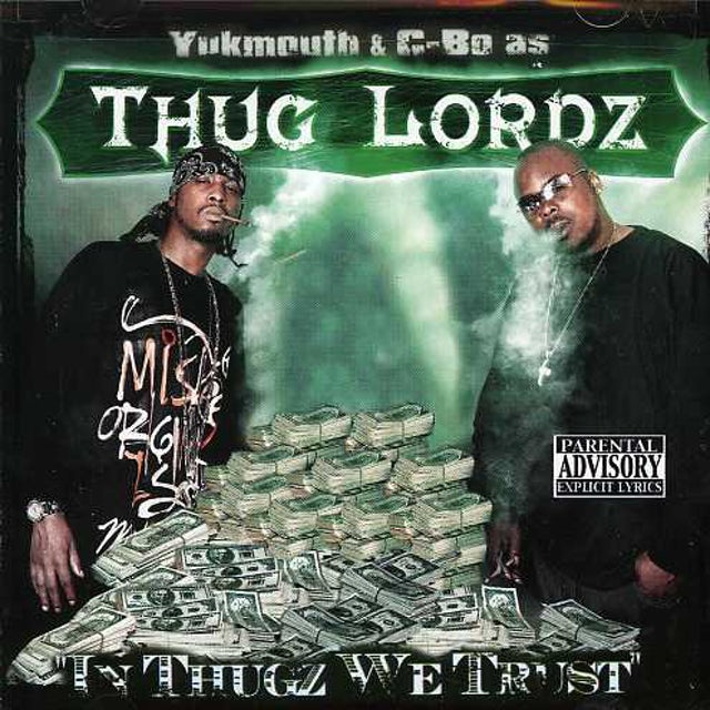 Thug Lordz IN THUGZ WE: SCREWED & CHOPPED CD