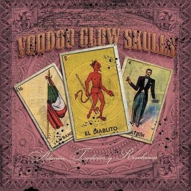 Voodoo Glow Skulls ADICCION TRADICION Y REVOLUCION CD