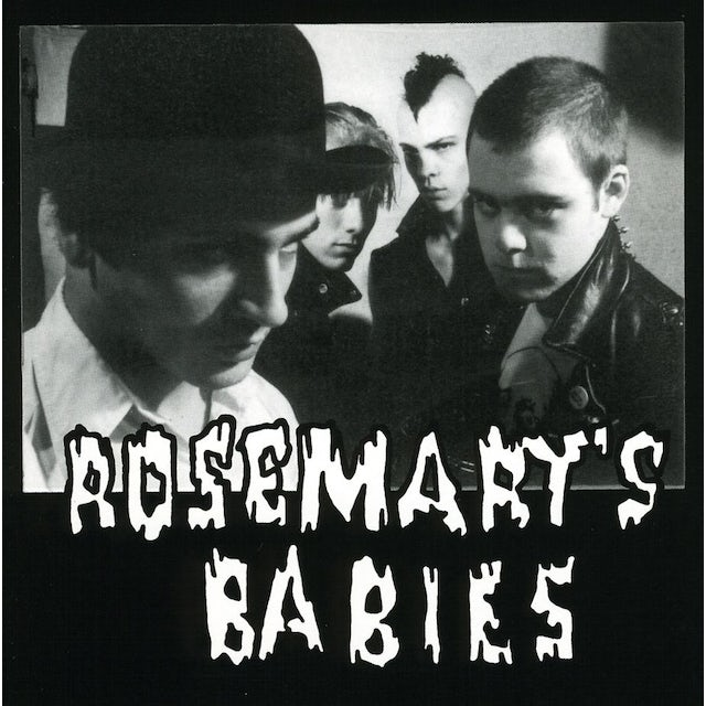 Rosemary's Babies TALKING TO THE DEAD CD