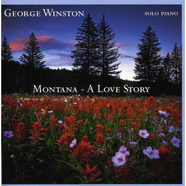 George Winston MONTANA: A LOVE STORY CD