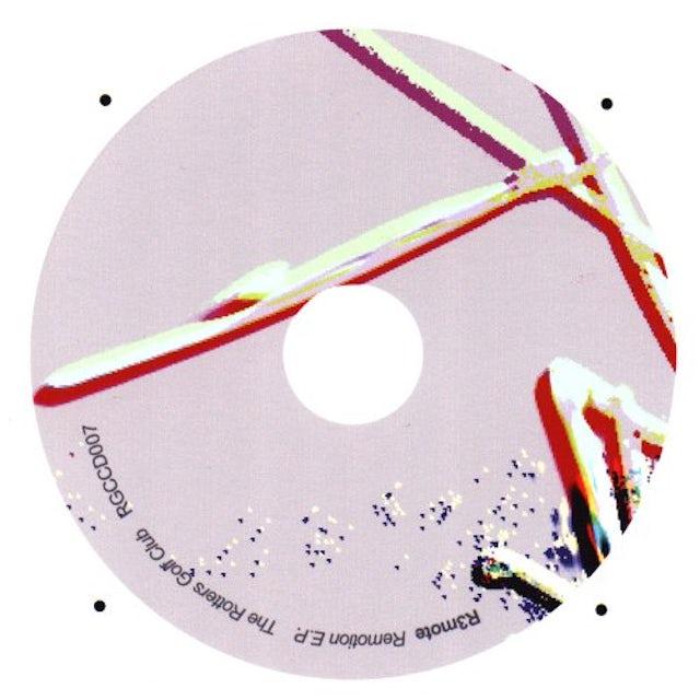 R3Mote REMOTION (EP) Vinyl Record