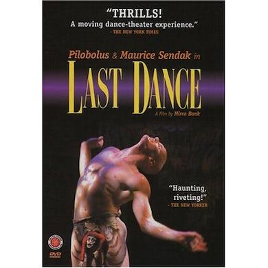 LAST DANCE (2002) DVD
