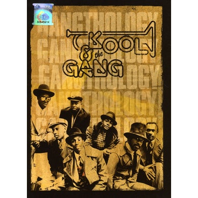 Kool & The Gang GANGLAND: DELUXE SOUND & VISION CD
