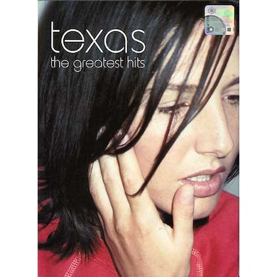 Texas GREATEST HITS: DELUXE SOUND & VISION CD
