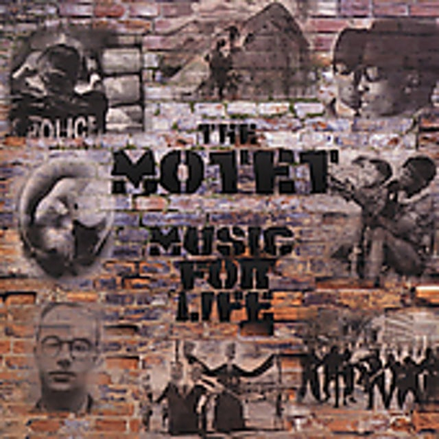 Motet MUSIC FOR LIFE CD