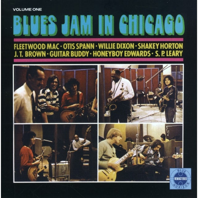 Fleetwood Mac BLUES JAM IN CHICAGO 1 CD