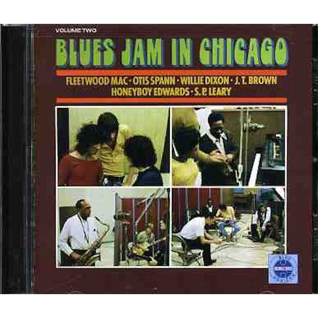 Fleetwood Mac BLUES JAM IN CHICAGO 2 CD