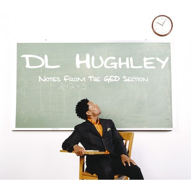 D.L. Hughley NOTES FROM THE GED SECTION CD