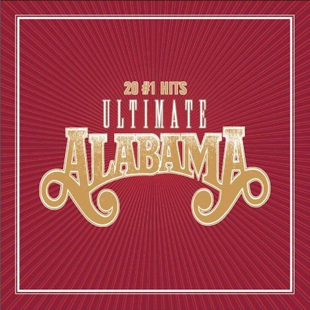 Alabama ULTIMATE 20 #1 HITS CD
