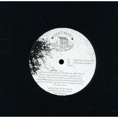Shitmat NEW ENGLISH BREAKFAST 5 Vinyl Record