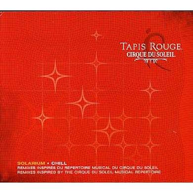 Cirque du Soleil TAPIS ROUGE CD