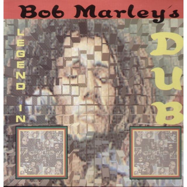 Bob Marley LEGEND IN DUB Vinyl Record