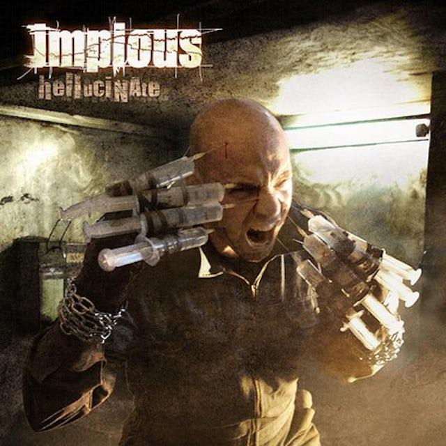 Impious HELLUCINATE CD