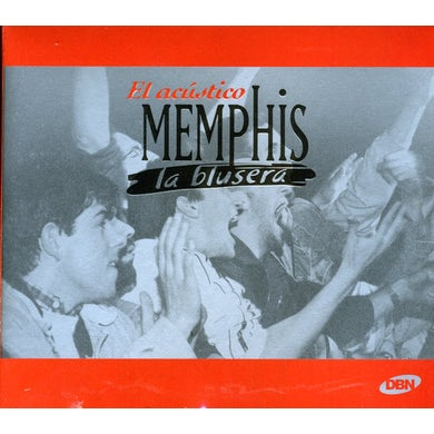 Memphis la blusera ACUSTICO: EN VIVO CD