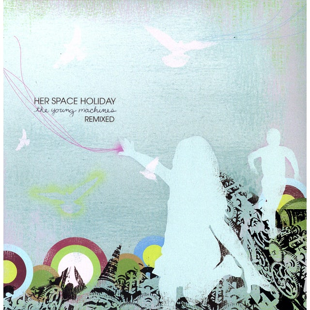 Her Space Holiday YOUNG MACHINES REMIXED Vinyl Record