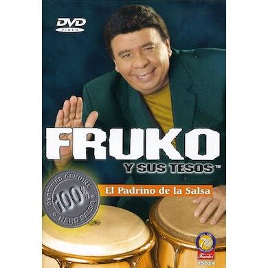 Fruko y Sus Tesos PADRINO DE LA SALSA DVD