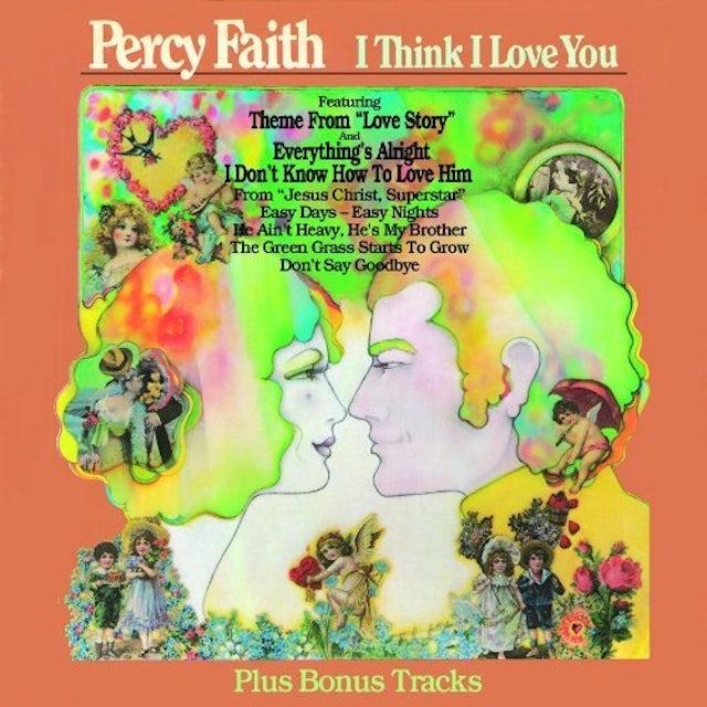 Percy Faith I THINK I LOVE YOU CD