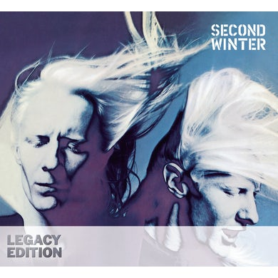Johnny Winter SECOND WINTER: LEGACY EDITION CD
