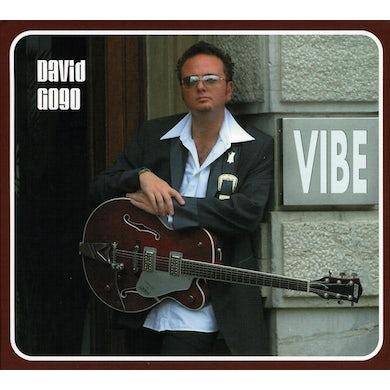 David Gogo VIBE CD